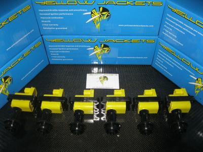 YELLOW JACKETS COIL PACKS (COMPLETE SET) - NISSAN - YJ-RB202526-S1