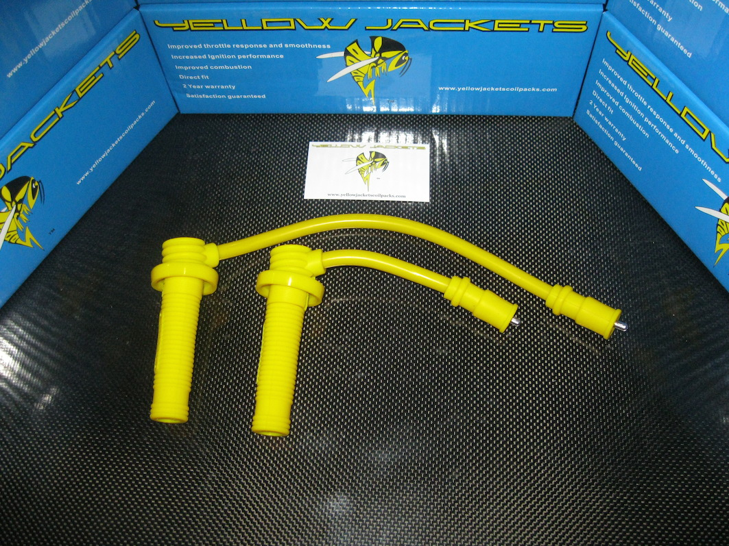 Yellow Jackets Coil Packs Wiring Leads X2 Evo 456789 Harness 9