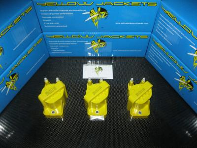 YELLOW JACKETS COIL PACKS (COMPLETE SET) - GM HOLDEN - YJ-GMH38V6