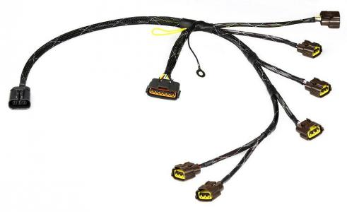 WIRING SPECIALTIES COIL PACK HARNESS/LOOM - SKYLINE CEFIRO LAUREL RB20DE(T)