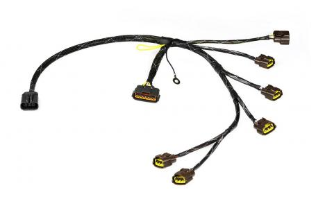 WIRING SPECIALTIES COIL PACK HARNESS/LOOM - SKYLINE R33 GTR RB26DETT