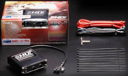 HYBRID DEVELOPMENT INTERNATIONAL (HDI) - ELECTRONIC BOOST CONTROLLER KIT - TYPE-D(RX) - SUBARU EDITION