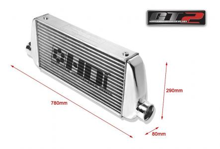 HYBRID DEVELOPMENT INTERNATIONAL (HDI) - GT2 FRONT MOUNT INTERCOOLER (580x285x78mm)