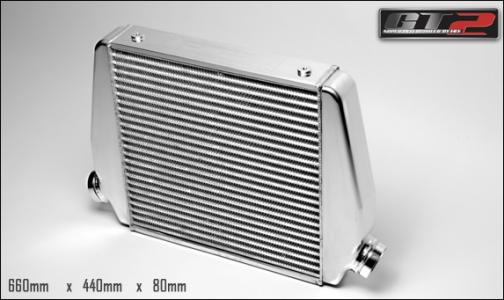 HYBRID DEVELOPMENT INTERNATIONAL (HDI) - GT2440 INTERCOOLER (510 x 80 x 450mm)